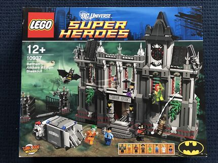 Lego Batman The Joker Manor 70922 Lego Batman Arkham Asylum Toys