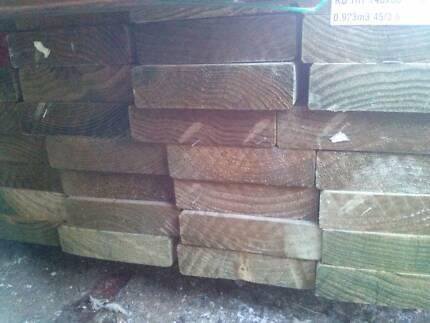 140x35 Treated Pine $9 per Length Northcote Darebin Area Preview