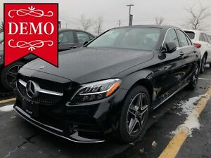 2019 Mercedes Benz C300 4MATIC Sedan