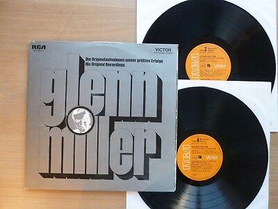Glenn Miller – Die Originalaufnahmen Seiner Größten  2LPs  gat  Germany  vg++