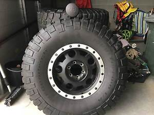 4x4 Ford rims and tyers Rose Bay Clarence Area Preview