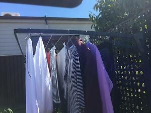 Clothes line, folding. Drummoyne Canada Bay Area Preview