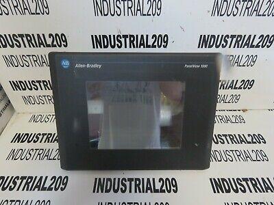 Allen Bradley Panelview 1000 2711-t10c8 Ser F Used