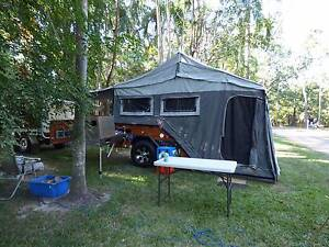 Ezytrail Camper Trailer Howard Springs Litchfield Area Preview