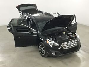 2016 Subaru Outback Limited 3.6R 4WD Cuir*Toit Pano*Camera Recul
