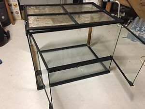 "Terrarium 24"" by18 by 18 excellent condition."