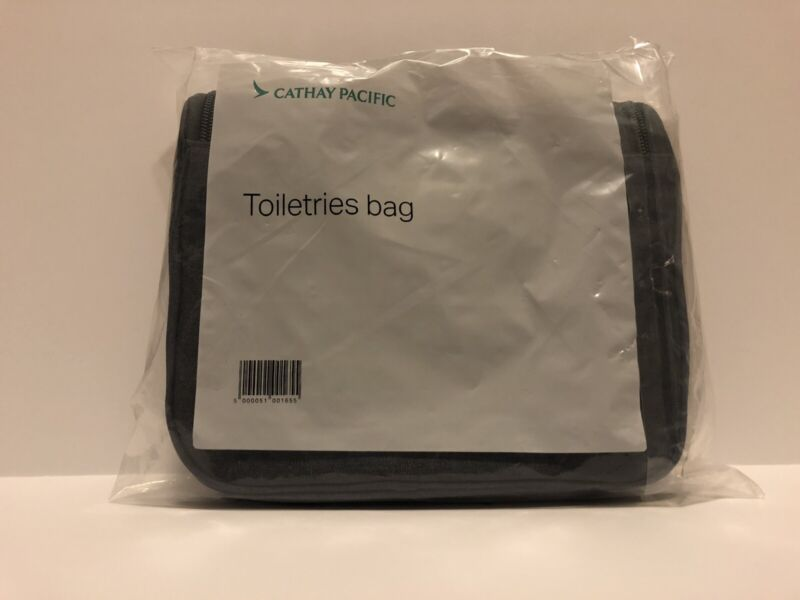 [CATHAY PACIFIC] [CX] Toiletries Bag