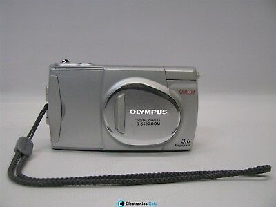 Olympus D-550 Digital Camera  for sale  Shipping to India