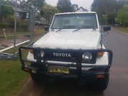 1989 landcrusier ute Kariong Gosford Area Preview
