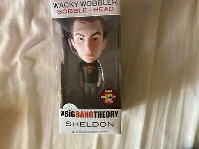 2012 Big Bang Theory San Diego Comic Con Bobblehead