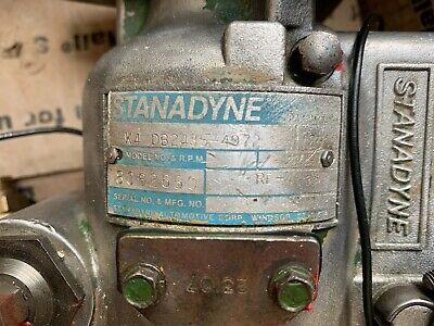 Stanadyne Db2435-4972 Fuel Injection Pump