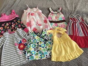 Size 6-12 Month Dresses