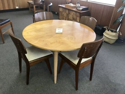 Antique Vintage Dining Table