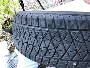 Blizzack Winter Tires P245/50R20