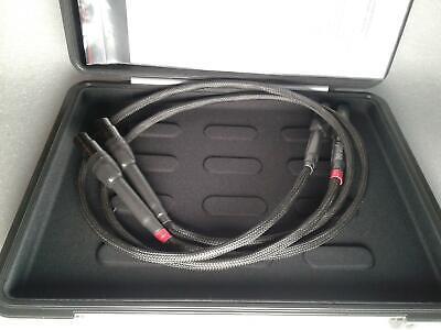 TEO Audio STD  balanced liquid cablel xlr   INTERCONNECTS  1M