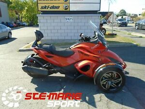 2016 Can-Am Spyder ST-S SE5