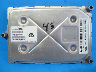 2015 Dodge Journey 3.6L AT Engine Computer Control Module ECU PCM ECM OEM