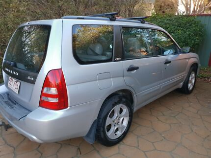 2003 Subaru Forester XS Luxury Auto AWD MY04 Kingston South Canberra Preview