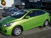 2014 Automatic Hyundai Accent Hobart CBD Hobart City Preview