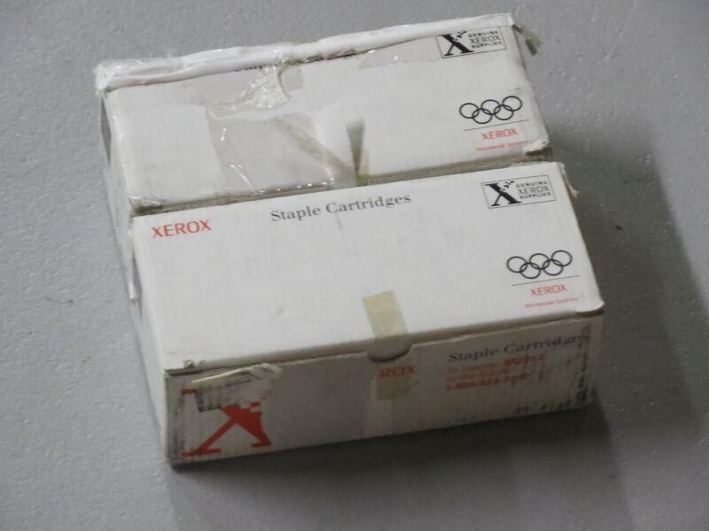Xerox Staple Cartridges 8R2253 Refill New 2 NIB Lot 50,400 Staples