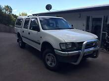 1998 Holden Rodeo Sandy Bay Hobart City Preview