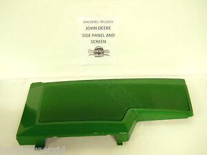 Details about John Deere 425 445 455 Tractor Side Panel Screen Left