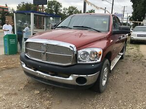 2008 dodge ram 1500 very good mechanical shape / remote starter