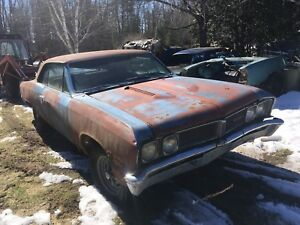 RARE FIND 1967 Beaumont SD big block project car