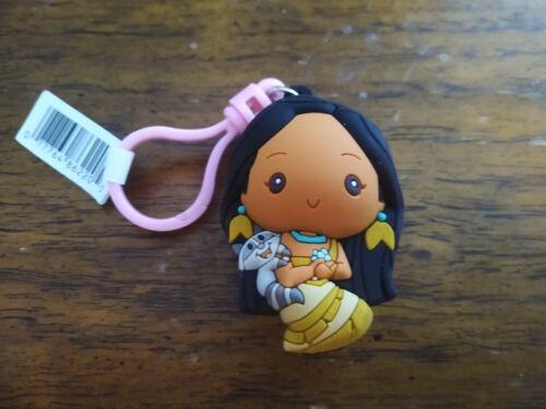 Disney Princess Figural Bag Clip Series 31 3 Inch Pocahontas