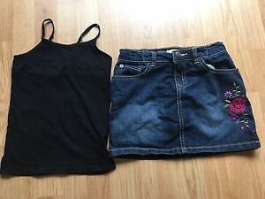 Girls clothes size 7 - 10