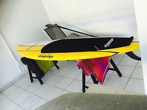 Stand up paddle board ''AS NEW, USED ONCE''Alleydesign Surfers Paradise Gold Coast City Preview