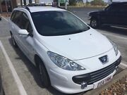Peugot 307 Wagon Estate 2.0 ltr Turbo Diesel Bargain Paradise Point Gold Coast North Preview