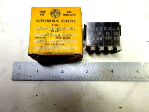 New 12-28  Projection Supermetric Geometric Chasers  for 9/16  Head