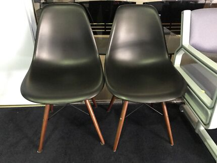 Replica Eames Premium DSW Side Chair