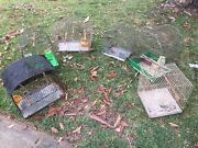 Bird cages 5 cages for $10 Mount Hawthorn Vincent Area Preview