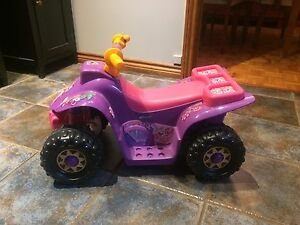 Dora Motorized Quad Windsor Region Ontario image 1