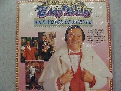 LP - Eddy Wally – 25 Jaar Gouden Hits - MINT/MINT - Arcade ADEH 150 - HOLLAND