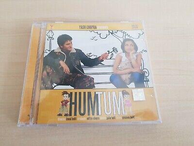 Hum Tum Hindi / Bollywood Soundtrack  CD Very Good Condition - New
