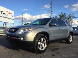 2008 GMC Acadia SLT 8 Passenger with Leather/Dual Sunroof