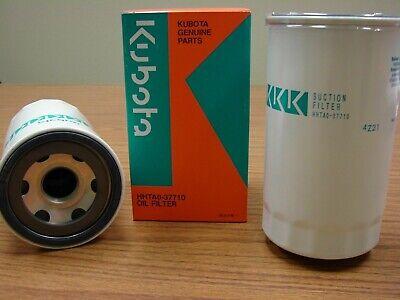 Kubota L4400 L4600 Dt F Tractor Filter Maintenance Kit Fast Free Shipping