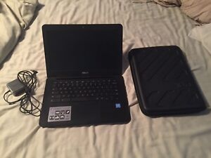ASUS C300S Chrome Book 13.3' Black Laptop With Extended Warranty