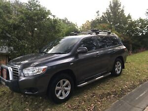 Toyota Kluger 7 seater