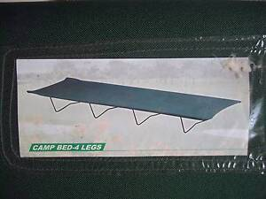 2 x wire leg Camp Stretchers Roseville Ku-ring-gai Area Preview