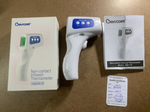 Berrcom Non Contact Infrared Thermometer, FDA Approved, *NEW*