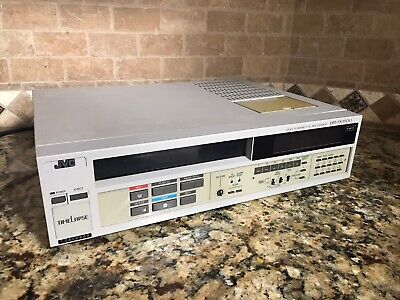 Used Jvc Model Br-9050u 12-inch Time Lapse Video Cassette Recorder