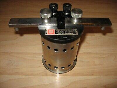 Lab Standard Resistor .01 Ohm Rubiconminneapolis-honeywell Calibration Resistor