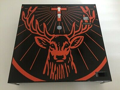 Jagermeister Tap Machine Model J99 - Front Panel Only - Great Shape