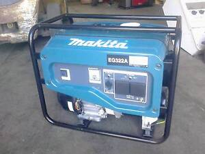 NEW makita 3kVA generator with warranty Capalaba Brisbane South East Preview