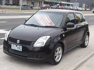 2006 Suzuki Swift Hatchback Footscray Maribyrnong Area Preview