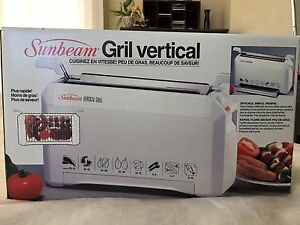 Brand new vertical grill $10